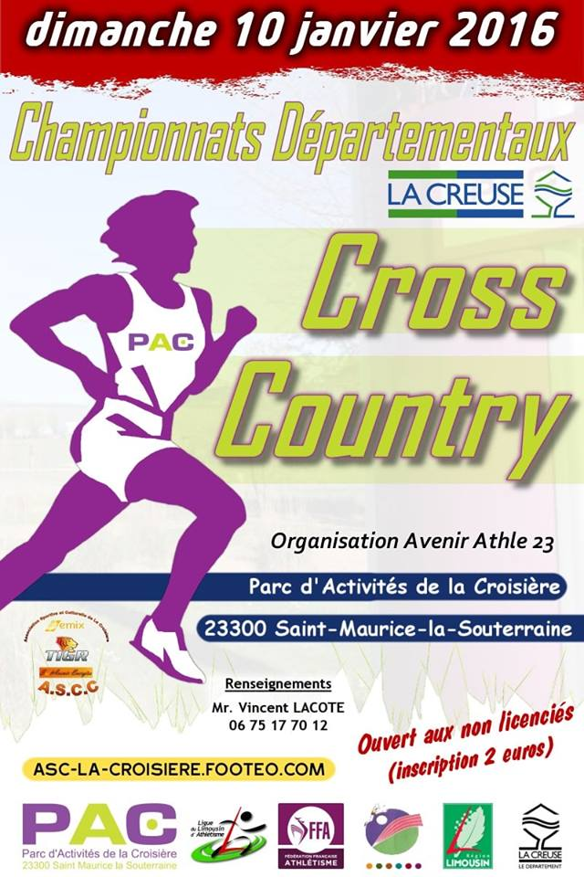 departementaux cross